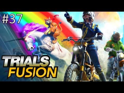 FREE FALLING - Trials Fusion w/ Nick