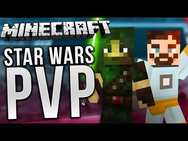 Minecraft Star Wars PvP (Galaxy Wars)