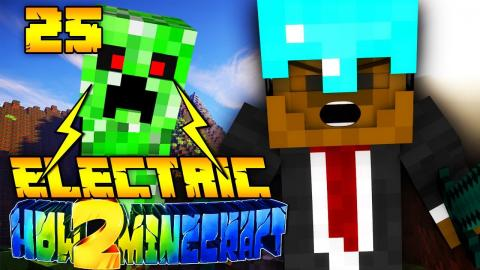 """Minecraft: SMP HOW TO MINECRAFT S2 #25 """"SUPER CHARGED CREEPER"""" with JeromeASF"""