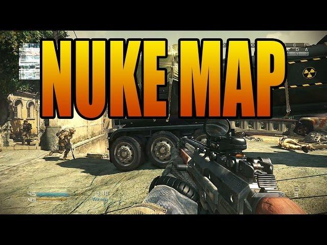 Call of Duty: Ghosts - CONTAINMENT GAMEPLAY! New 'NUKE MAP' (Multiplayer Onslaught DLC Map Pack)