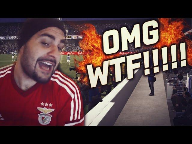 OMG WTF - FIFA 15 GLITCH!!!