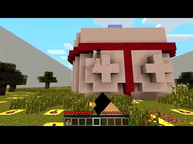 Minecraft - CALCINHA DE LUCKY BLOCK - MINI GAME PVP!