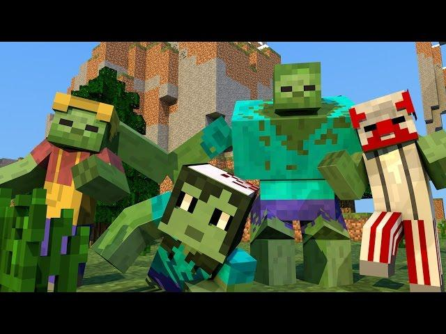 Minecraft Mods - LEFT FOR DEAD REALISTA!! - LEFT FOR DEAD MOD