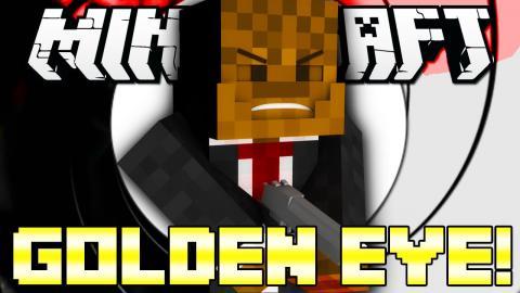 Minecraft Golden Eye (James Bond)