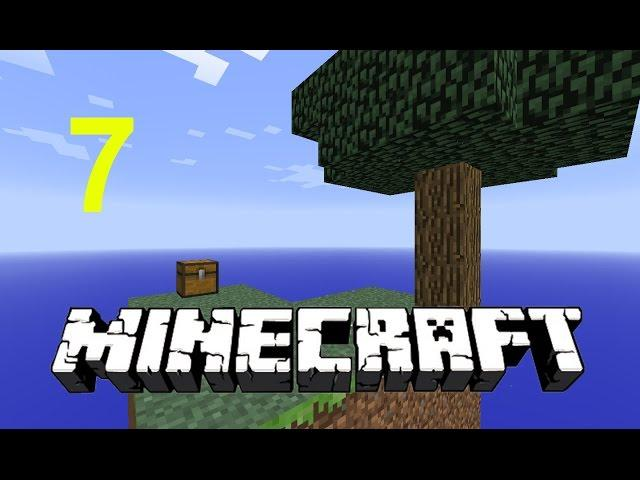 "Minecraft Skyblock SMP #7 ""FISH FISH FISH"" w/ JeromeASF"