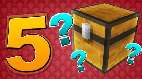 Minecraft : 5 FORMAS DE ESCONDER SEU BAU !!