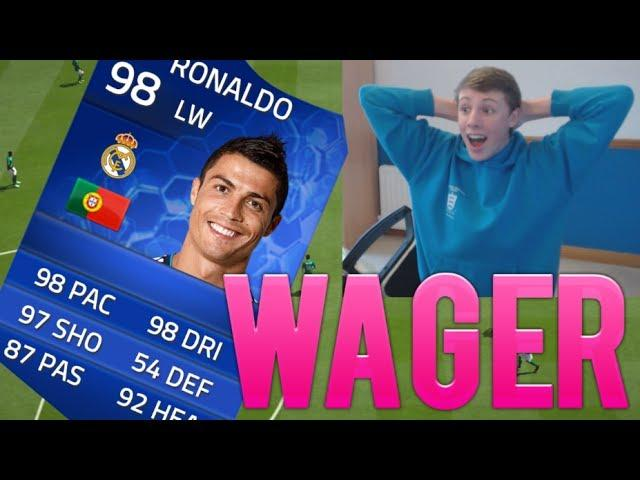 OMMGGG!! - TOTY RONALDO WAGER - FIFA 14 Ultimate Team Team Of The Year