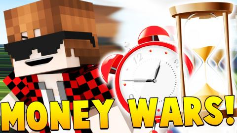 HOW TO BOOST STATS! | Minecraft: Money Wars 1.9 SOLO #20