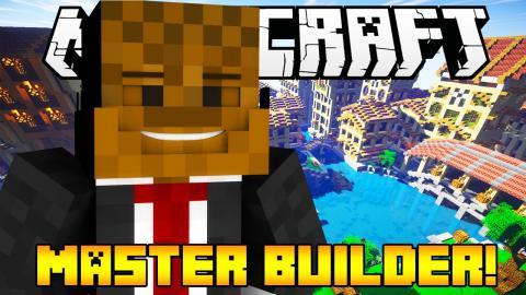 """Minecraft Master Builder """"BACK TO SCHOOL"""""""