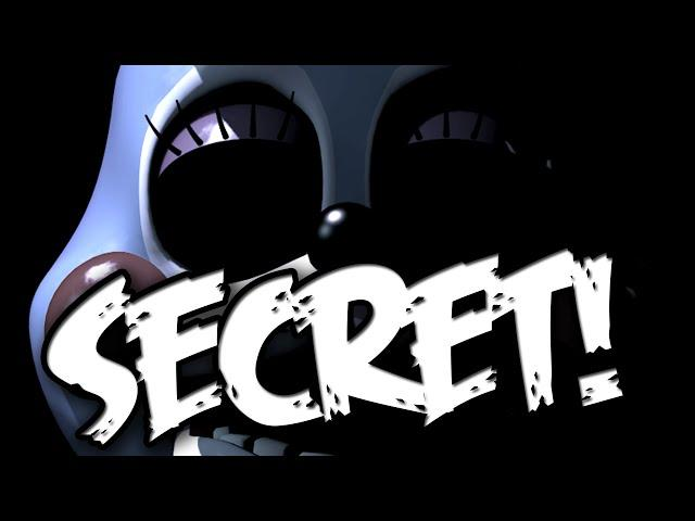 ALL SECRET SCREENS - Five Nights at Freddy's