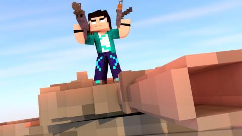 Minecraft: CrazyCraft 3.0 #12 - UM ALIADO OU UM INIMIGO? - O FILME!