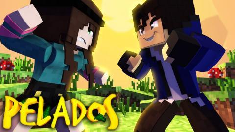 Minecraft: PELADOS! - #145 MÃE Vs. FILHO!!