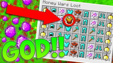 STRONGEST GOD SET OP! | Minecraft: Money Wars 1.9 SOLO #26
