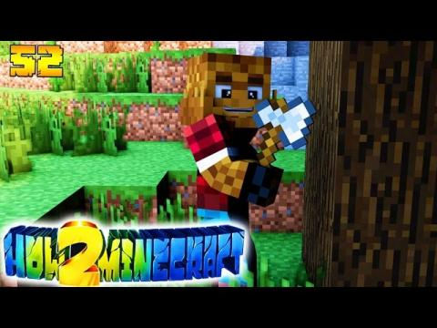 Minecraft LUMBERJACK - SMP HOW TO MINECRAFT S2 #52 with JeromeASF