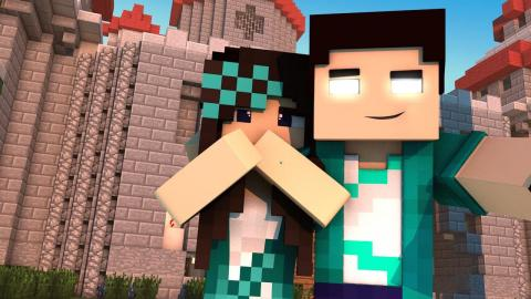 Minecraft - VIDA REAL - #33 PROJETO CASTELO - Comes Alive Mod