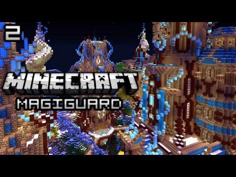 Minecraft: DOWN KINGDOM - Magiguard Kingdom #2