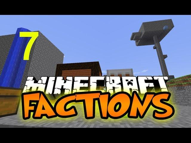 """Minecraft FACTIONS #7 """"2 VS 2 TOURNAMENT"""" w/ JeromeASF"""