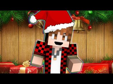 I AM SANTA CLAUS! (Minecraft Santa Says Mini-Game!)