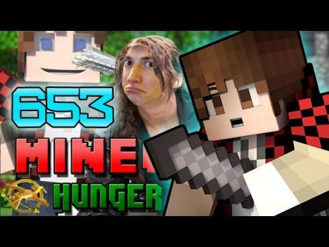 Minecraft: Hunger Games w/Bajan Canadian! Game 653 - 2vs2 Epic Hunger Games!