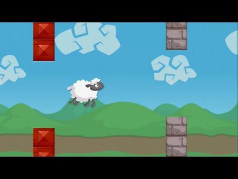 INTRODUCING JUMPY SHEEP