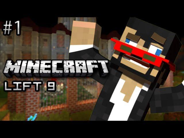 Minecraft: CRAZIEST MAP EVER - Lift 9 Part 1