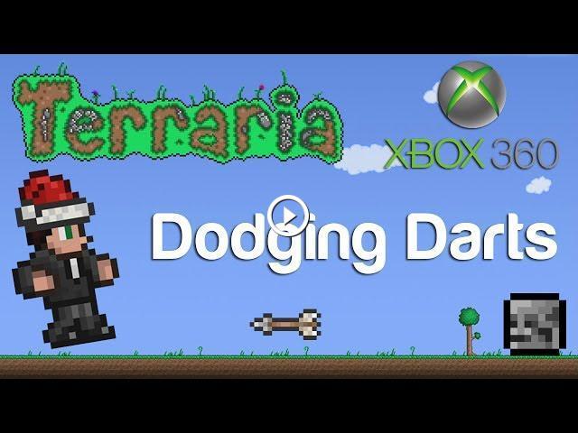 how to play terraria xbox 360