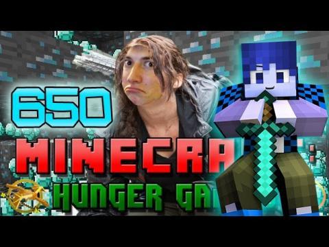 Minecraft: Hunger Games w/Bajan Canadian! Game 650 - Super Fast Diamonds