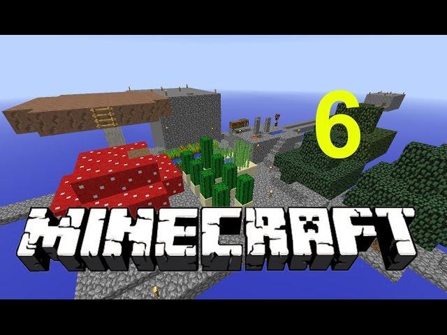 "Minecraft Skyblock SMP #6 ""SUPER ACHIEVEMENT HUNTER"" w/ JeromeASF"