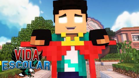 Minecraft : ROUBANDO SUTIÃNS DAS MENINAS!! #25 (VIDA ESCOLAR )