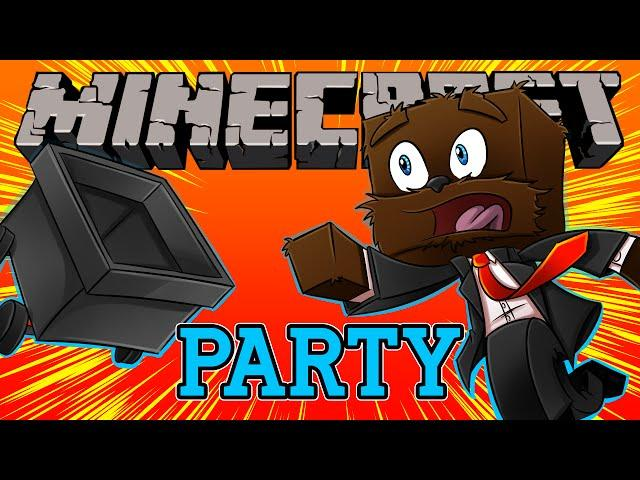 Minecraft PARTY TIME w/ Woofless