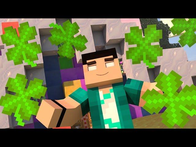 Minecraft Mod - LUCKY CLOVER!! - TREVO DA SORTE!