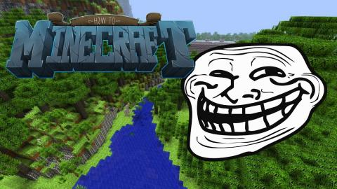 "Minecraft: SMP HOW TO MINECRAFT S2 #11 ""I GET PRANKED?"" with JeromeASF"