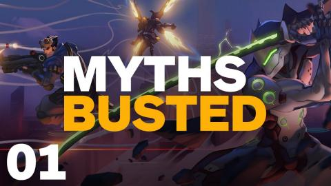 Overwatch Myths Busted - Episode 1