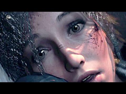 Rise of the Tomb Raider Walkthrough Gameplay Part 14 - Stealth (2015)