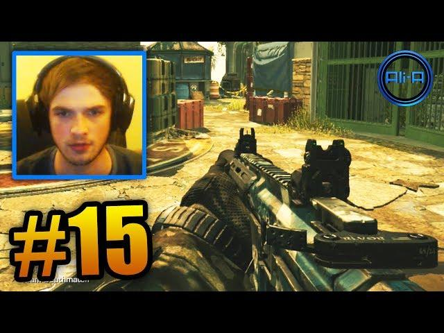 """""""WHAT YOU DOING?"""" - COD GHOSTS LIVE w/ Ali-A #15 - (Call of Duty Ghost Gameplay)"""
