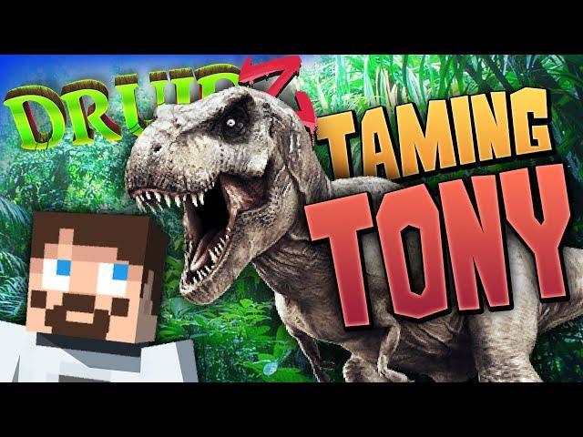 Minecraft Druidz #19 - Taming Tony