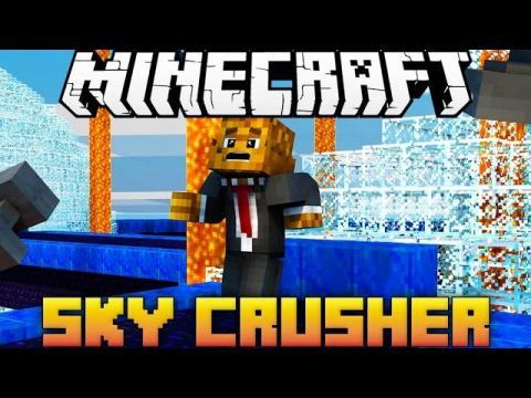Minecraft Hourglass - Sky Crusher