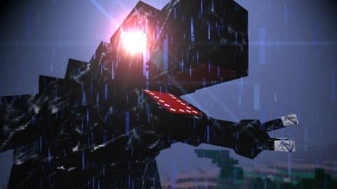 Minecraft - PARAÍSO - #82 A ARMADILHA PARA O MONSTRO GIGANTE