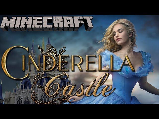 Cinderella Castle - Minecraft Let's Build