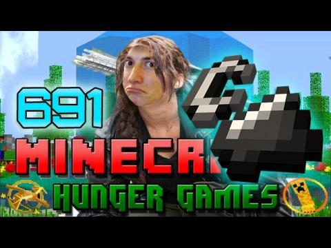 Minecraft: Hunger Games w/Bajan Canadian! Game 691 - Delicious Roast!