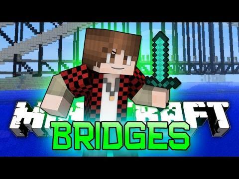 Minecraft: Bridges - PVP Mini-Game!