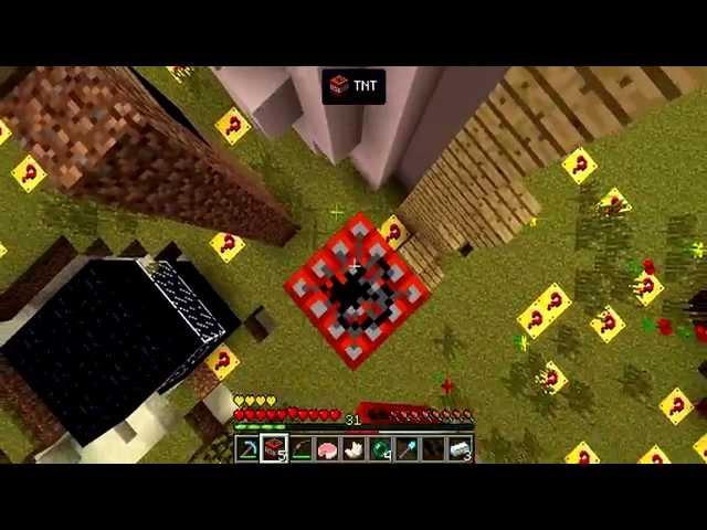 Minecraft - CALCINHA DE LUCKY BLOCK #2 FIM - MINI GAME PVP!