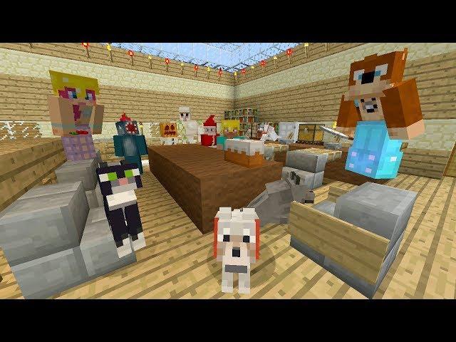 Minecraft Xbox - Saving Santa [154]