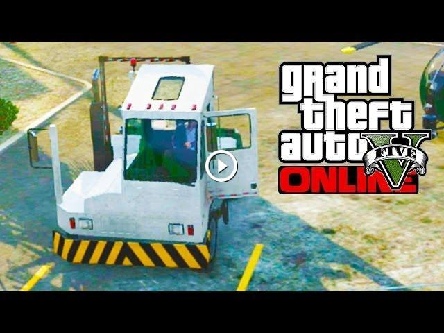 """Docktug"" (Bulletproof Truck) (GTA V"