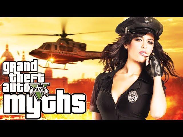 GTA 5 MYTHS (HOT and ON FIRE)