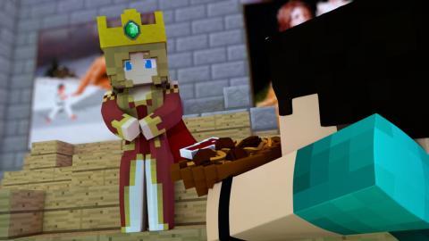 Minecraft: PARAÍSO - #120 A RAINHA!