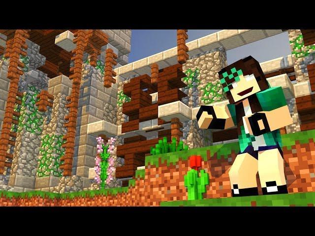 Minecraft - VIDA REAL - #21 A CASA MISTERIOSA DA HELENA! - Comes Alive Mod