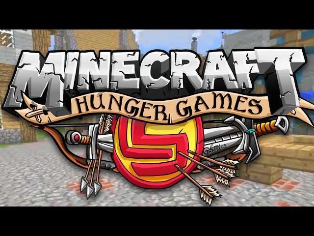 Minecraft: Hunger Games Survival w/ CaptainSparklez - CAKE IS GREAT