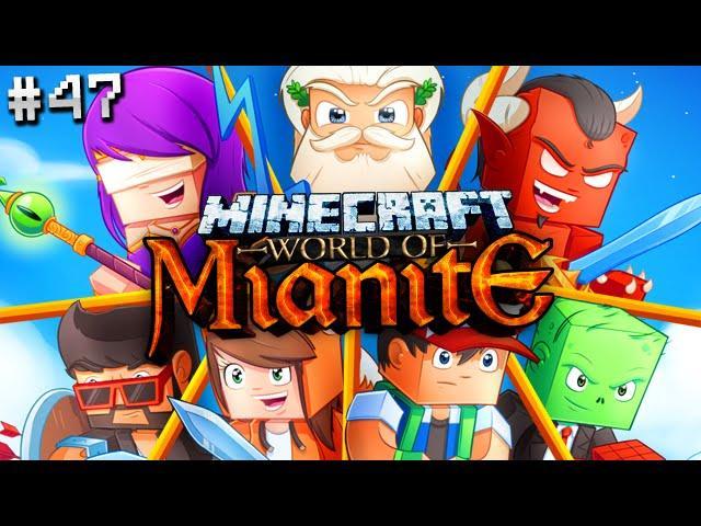 Minecraft Mianite: INERTIA JAIL BREAK #SaveAndor #SaveSteve (S2 Ep. 47)