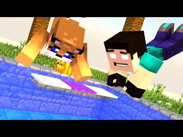 Minecraft - A PISCINA GOSTOSA! [21] Meu Amável Mundo!